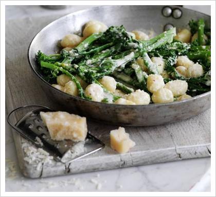 Broccoli-Gnocchi