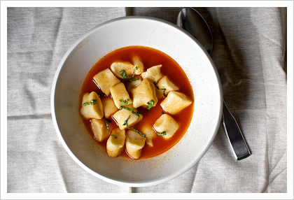 Gnocchi-in-Tomato-Broth