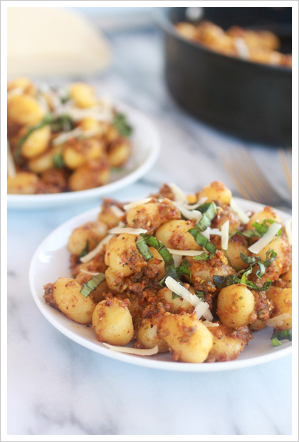 Gnocchi-with-Ragu